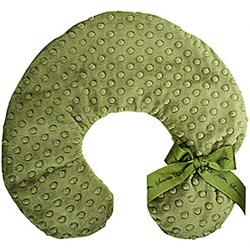 Sonoma Lavender Eucalyptus Spa Neck Pillow Green Dot Fabric
